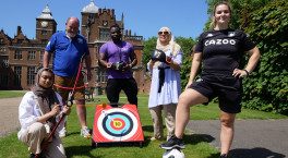 Aston Community Games launch this weekend to unite communities through sport