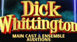 The Albany Theatre holding auditions for cast of Dick Whittington