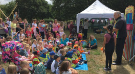 Indoors or outdoors, there's much to enjoy in Solihull this summer