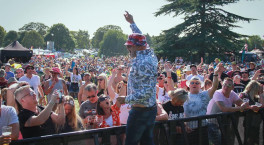 Party In The Park to take place at Chillington Hall this September