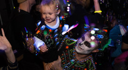 Family rave event Big Fish Little Fish comes to Wolverhampton in 2022