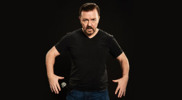 Ricky Gervais brings SuperNature show to Birmingham this October