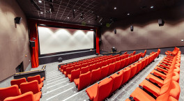 Warwick Arts Centre's spectacular new cinema screens launch this month