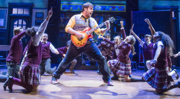 REVIEW: Top marks for School Of Rock