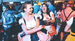 Bavarian fun in Wolves