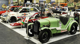 The Classic Motor Show returns to the NEC