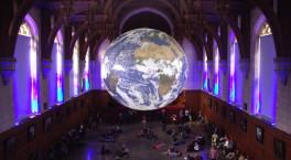 Luke Jerram's Gaia to go on display at Keele