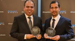 Birmingham restaurant Pushkar scoops double award
