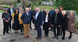 Birmingham Botanical Gardens welcomes new Trustees