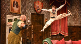 REVIEW: 'An absolute must-see!' - The Play That Went Wrong at Birmingham Hippodrome