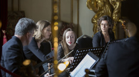 Easter concert boost for Armonico Consort's freelance musicians