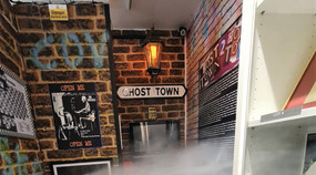 Ghost Town to Host Town