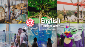 Show your support for English Tourism Week