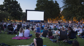 Coventry set to be transformed into a cinema for a year