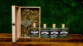 A gin prize bundle courtesy of That Gin Company