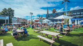 Assembly Festival Garden to return to Coventry next spring
