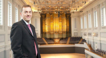 Organ Concert With Thomas Trotter
