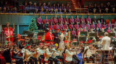 Celebrate Christmas with the CBSO