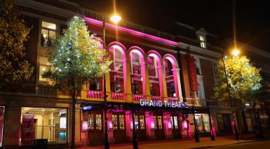 Wolverhampton Grand announces reopening plans
