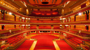 Town Hall and Symphony Hall receive £465,325 Culture Recovery grant