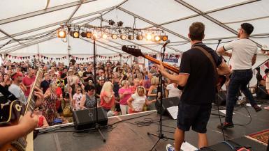 Lichfield Fuse Festival returns to Beacon Park
