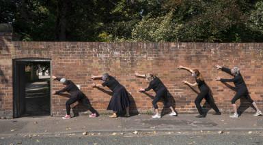 Outdoor exhibition celebrates dance across Worcester