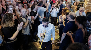 Vital grant will enable Birmingham Sandwell & Westside Jazz Festival to take place in July