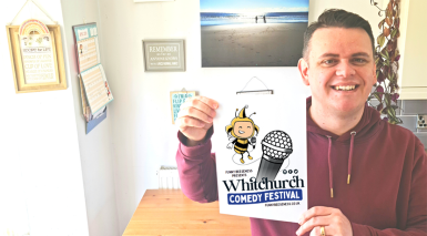 Whitchurch Comedy Festival to take place this summer