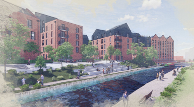 Wolves city centre regeneration plans approved in principle