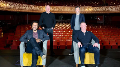 Steve Bull and Johnny Phillips' new Grand Theatre vodcast launches