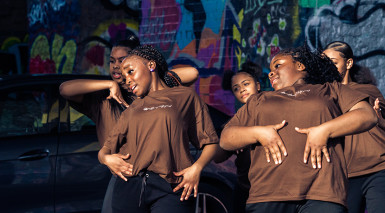 Young people from across the West Midlands offered the chance to dance on a world stage