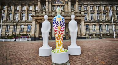 Spectacular art installation Gratitude to open in Birmingham this summer