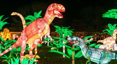 West Midland Safari Park announce brand new lantern festival