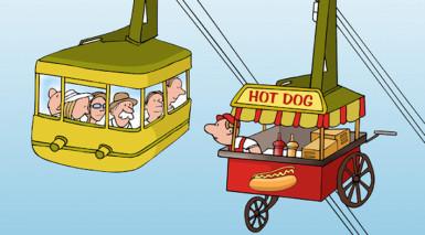 Shrewsbury Cartoon Festival takes to the High Street