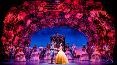 Disney's Beauty and the Beast comes to Birmingham Hippodrome in 2022