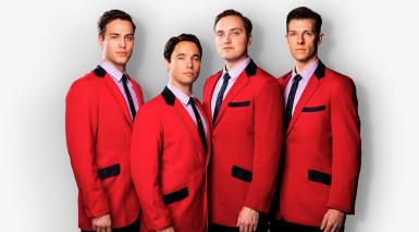 Smash hit musical Jersey Boys returns to Birmingham