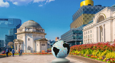 The World Imagined comes to Birmingham in 2022
