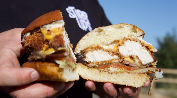 New burger restaurant StirrUps to open in Evesham this year