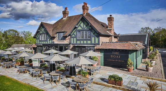 The Boat in Solihull reveals opening date following extensive renovation
