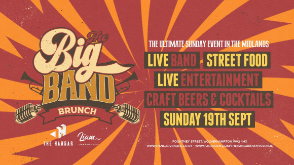 New Big Band Brunch event comes to Wolverhampton