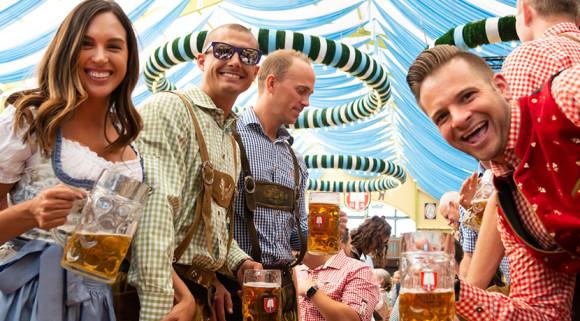 Oktoberfest celebrations to take place at Warwick Castle
