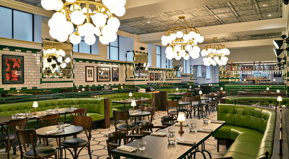 REVIEW: Isaac's at the Grand Hotel