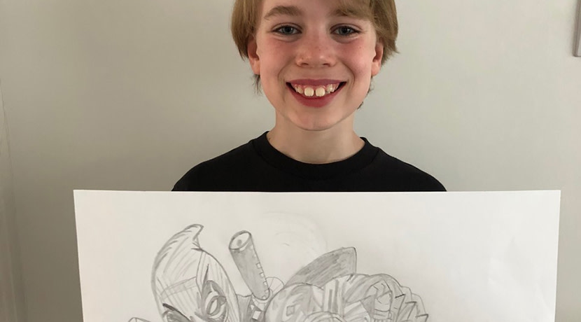 Castle Fine Art draws up online competition to find next young fine artist