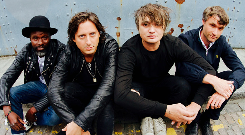 The Libertines bring Giddy Up A Ding-Dong UK tour to Birmingham this winter
