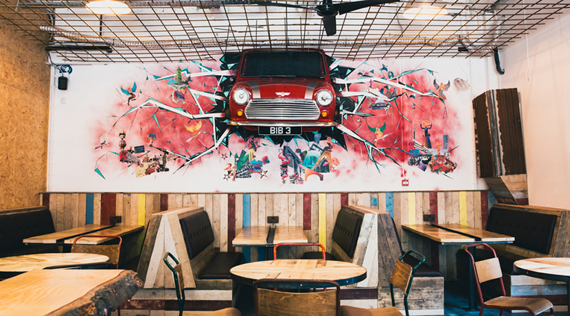 Digbeth has been named top spot in list of coolest spots in UK