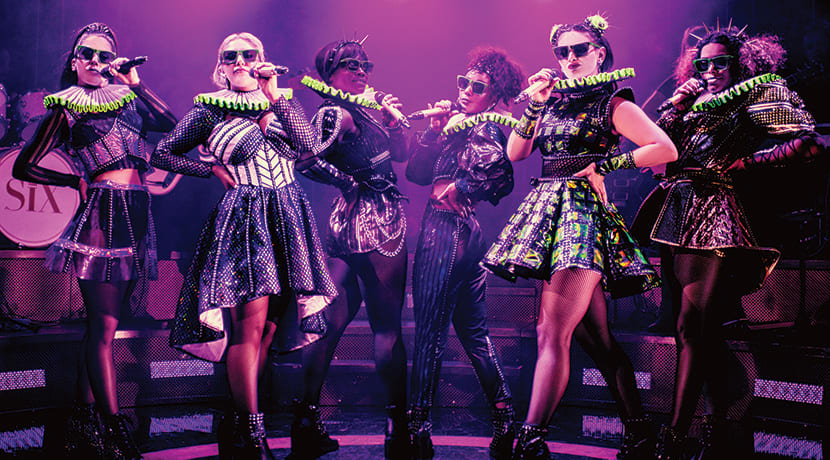 Musical phenomenon SIX announced for Resorts World Arena drive-in series