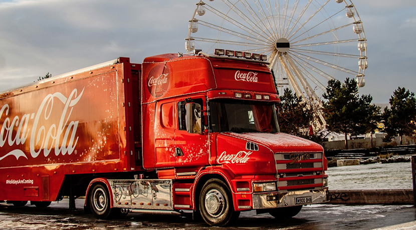 Coca-Cola Christmas Truck is on its way to Birmingham