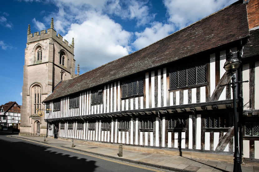 The witching hour strikes! Half term fun at Shakespeare's Schoolroom & Guildhall