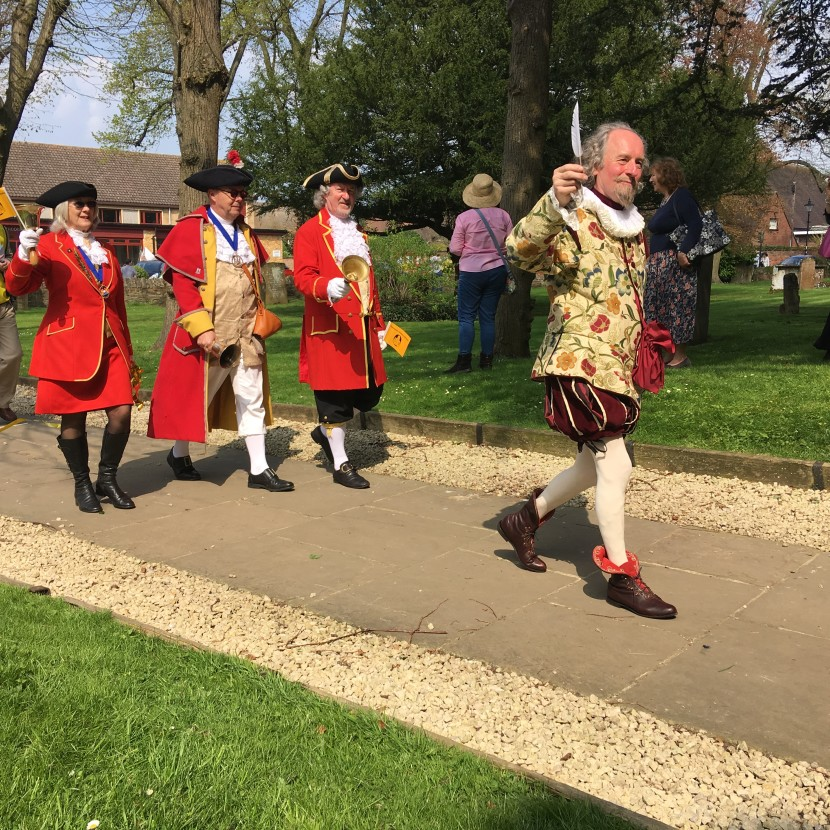 Full round up for Shakespeare's Birthday Celebrations Weekend