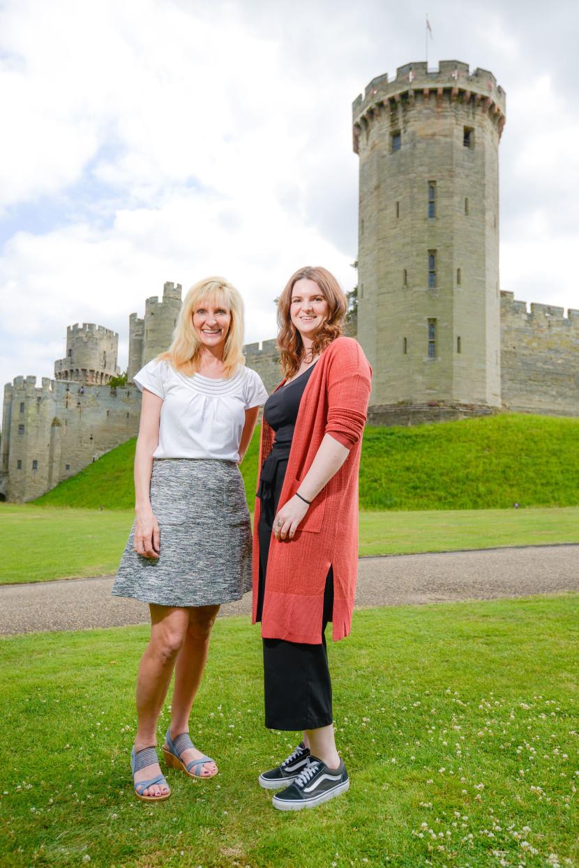 International travel journalist visited Warwickshire to put top tourist attractions in the spotlight